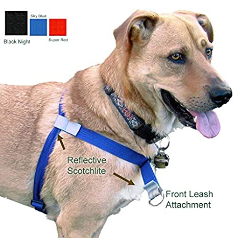 Walk tu perro con amor, no-pull front-attachment arnés: Amazon.es ...