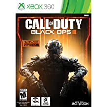 Call Of Duty: Black Ops III (Xbox 360) - French