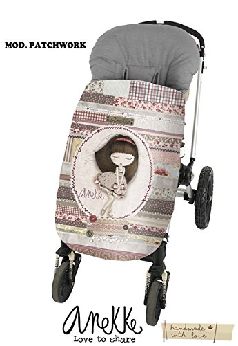 Saco Silla Universal Anekke Patchwork: Amazon.es: Bebé