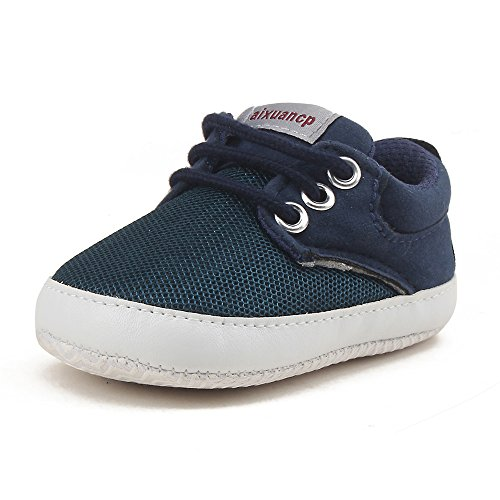 Pictures of OOSAKU Baby Breathable Mesh Sneakers Lace up 9