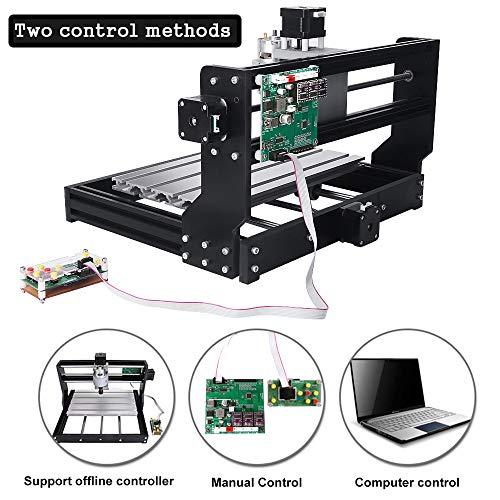 Upgrade Version CNC 3018 Pro GRBL Control DIY Mini CNC