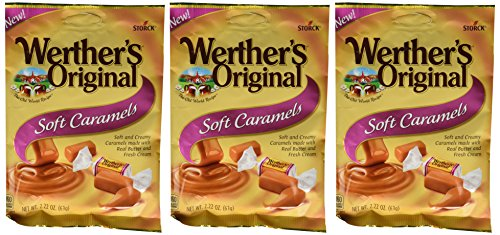 Werthers Original Soft Caramels 2 22 product image