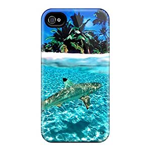 6 Scratch-proof Protection Cases Covers For Iphone/ Hot Cocos Shark Phone Cases