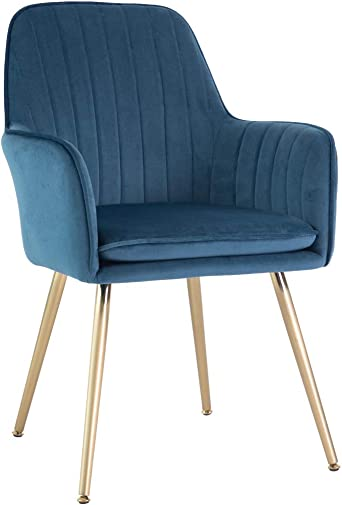Five Stars Furniture Velvet Dining Chair Accent Chair