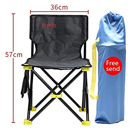 Fine Amazon Com Alisethel Camp Stool Fishing Chair Foldable Squirreltailoven Fun Painted Chair Ideas Images Squirreltailovenorg