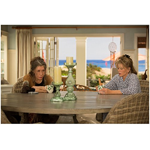 grace-and-frankie-jane-fonda-and-lily-tomlin-seated-at-table-8-x-10-inch-photo