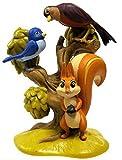 Disney Sofia the First Exclusive 3 inch PVC Figurine Mia, Poppy & Squirrel