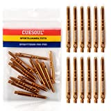 CUESOUL DIAMOND 2BA Aluminium Dart Shafts - Set of 12