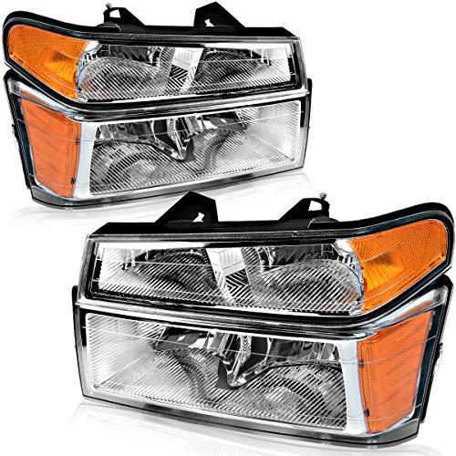 04 gmc canyon headlight assembly - 1