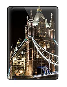 Justin Landes's Shop Hard Plastic Ipad Air Case Back Cover,hot London By Night Case At Perfect Diy 4896739K22714415