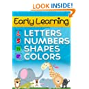 Babies Learn The Alphabet, Numbers, Colors and Shapes for Baby-3 (Early Learning Picture Book Series 2)