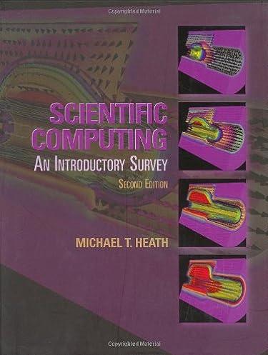 amazon com scientific computing 9780072399103 michael t heath rh amazon com Scientific Computing an Introductory Survey Scientific Organization