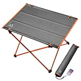 Terra Hiker Camping Table, Folding Picnic Table, Hiking...
