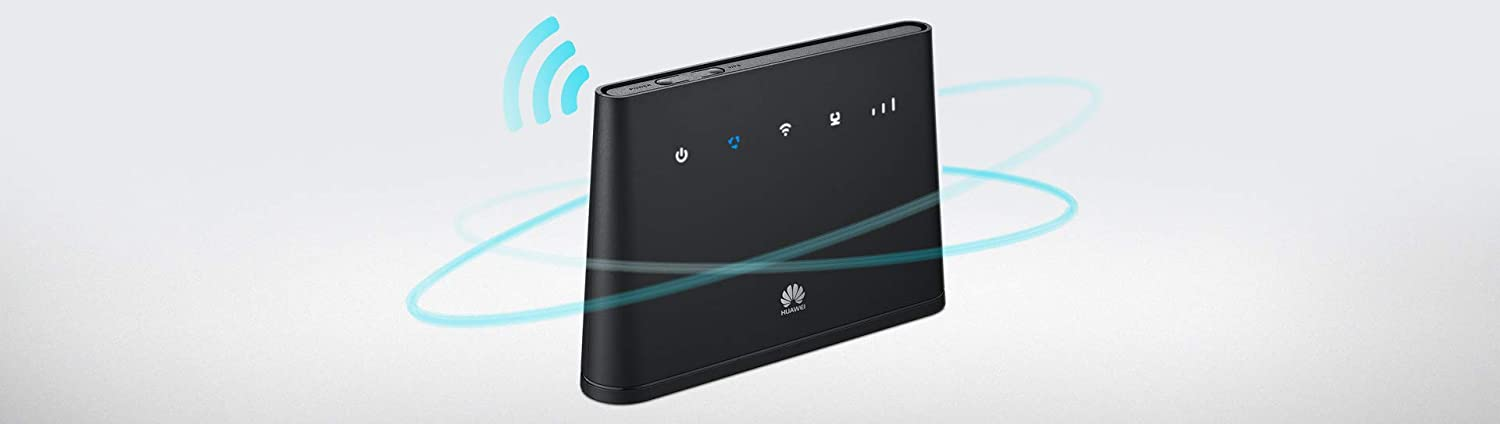 + Rj11 Up to 32 Users B310s-22 Unlocked 4G LTE CPE 150 Mbps Mobile Wi-Fi Router 4G LTE in Digitel Euro Asia Africa Digitel//Euro Bands