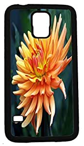 Blueberry Design Galaxy S5 Case Cases Customized Gifts Cover Fire color Flowers Design - Ideal Gift
