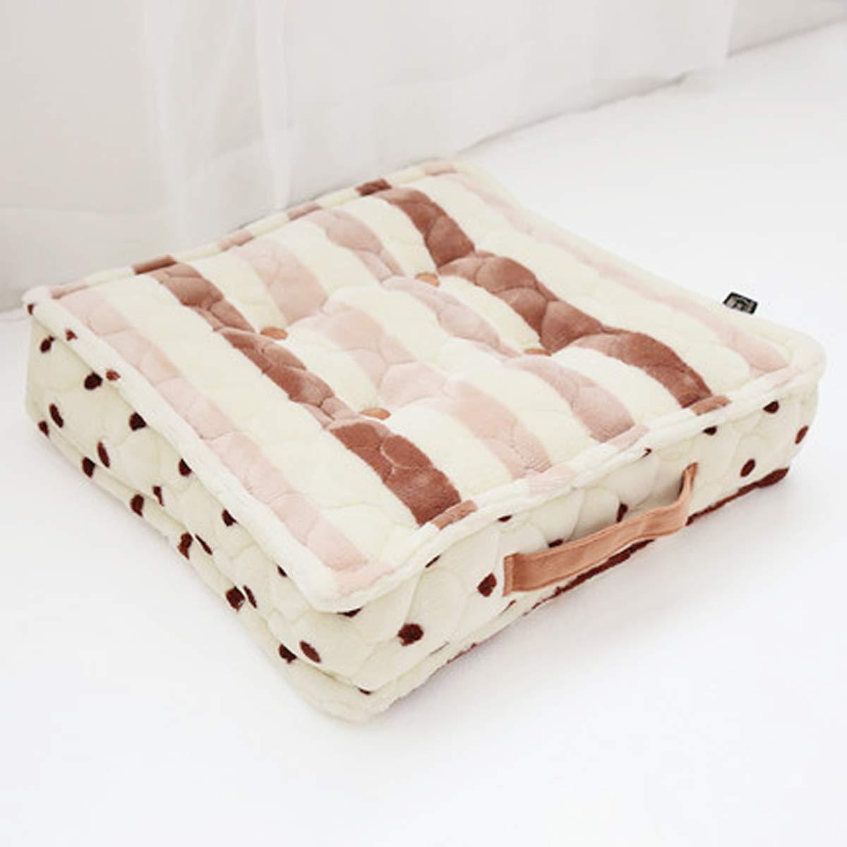 Q&F Cojines para sillas de Cocina de Cuadrado Amortiguador de Cocina ...