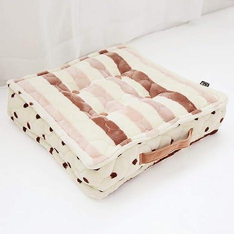 Q&F Cojines para sillas de Cocina Cuadrado Amortiguador de ...