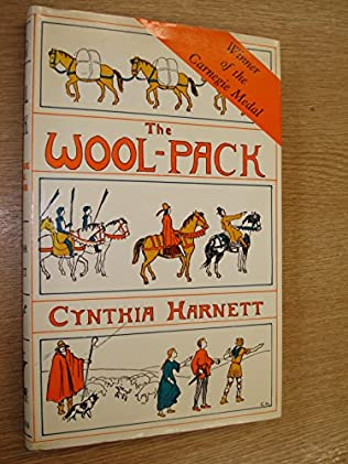 book cover of The Woolpack