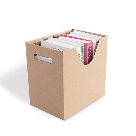 Amazon.com: Caja de almacenamiento para archivos ...