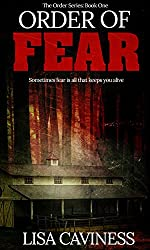 Order of Fear (The Order Series Book 1)