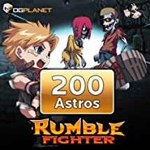 200 Astros: Rumble Fighter [Instant Access]