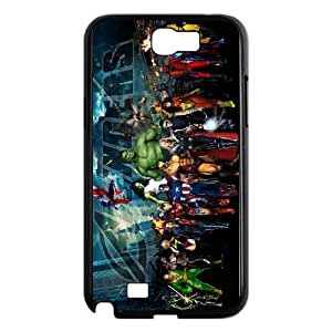 Samsung Galaxy Note 2 N7100 Phone Case The Avengers