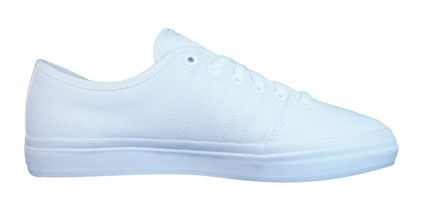 buy online 89522 675e9 adidas Womens Originals Womens Adria Contemporary Low Trainers in White -  UK 6.5 Amazon.co.uk Shoes  Bags