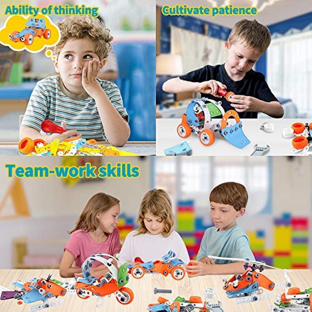 LAYKEN STEM Learning Toys 6-12 Years Old Boys&Girls ...