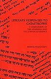 Literary Responses to Catastrophe, Rubina Peroomian, 1555408958