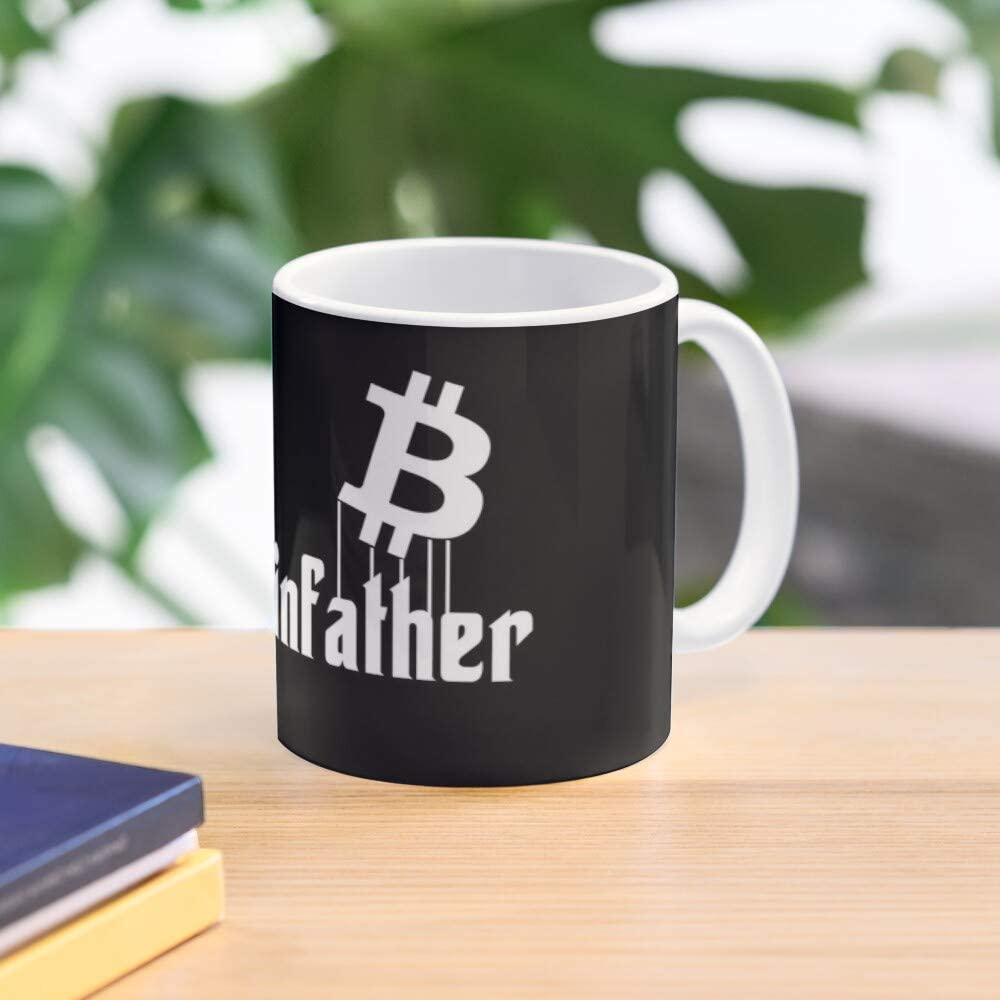 Gift Phone Funny Bitcoins Idea Surprise Bitcoin Best Birthday Best 11 Ounce Ceramic Coffee Mug Gift