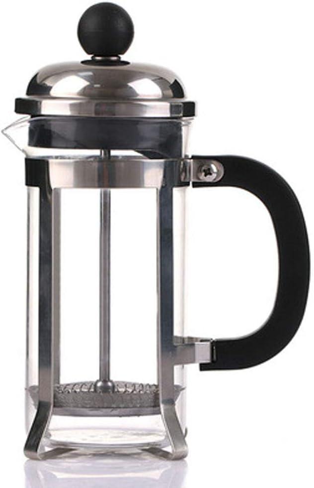 MYD888 - Cafetera de Espresso con Sistema de Prensa Francesa y ...