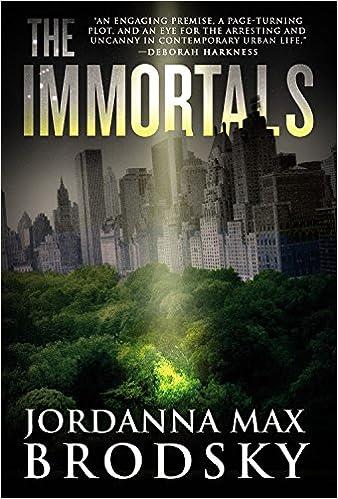 The Immortal, Book I