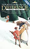 img - for Ten Boys Who Made a Difference (Lightkeepers) book / textbook / text book