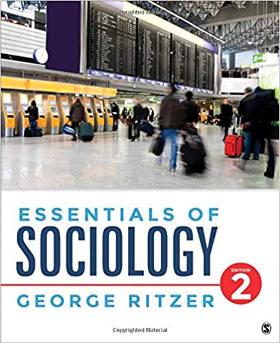 Book Essentials of Sociology
