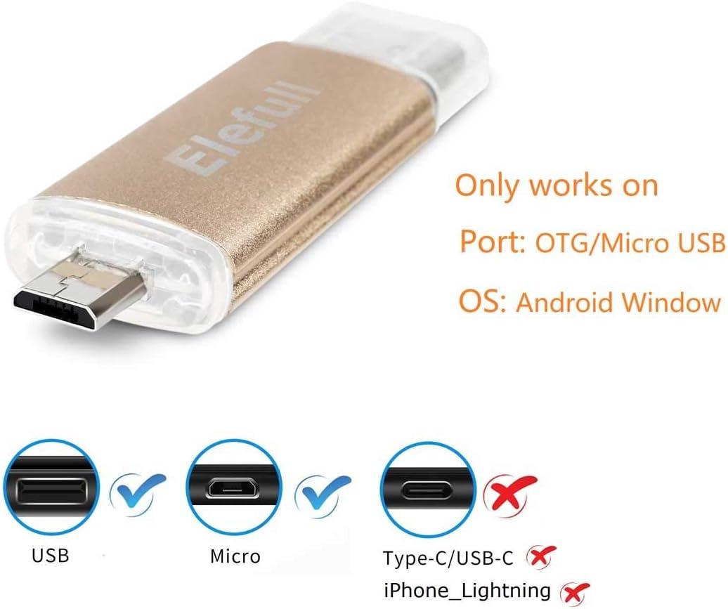 Hemobllo USB Drive Ice Cream Portable Fast Reading U-Disk Flash Drive Stick U-Disk for Home Office