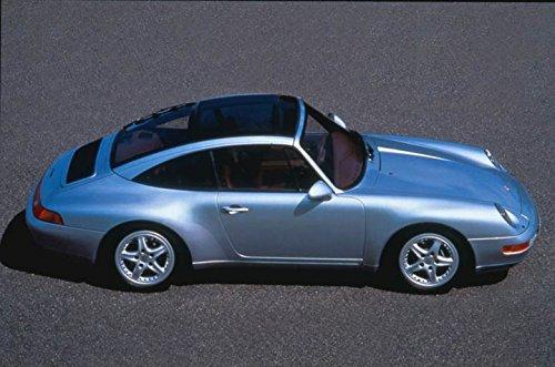 1996 Porsche 911 993 Carrera Targa Automobile Photo Poster
