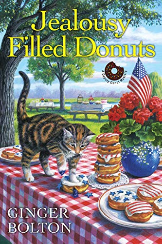 Book Cover: Jealousy Filled Donuts