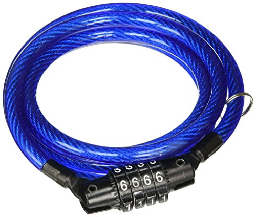 Kryptonite Kids Cable and 4-Digit Combo Lock 4' x 7mm