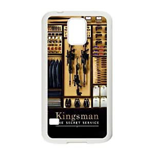 YUAHS(TM) New Fashion Cover Case for SamSung Galaxy S5 I9600 with Kingsman The Secret Service YAS955939
