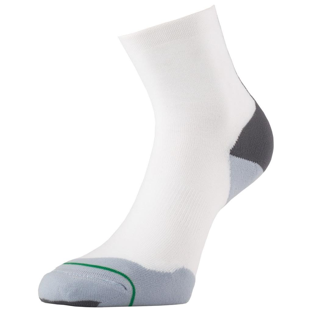 1000 Mile Fusion Sock White 2028
