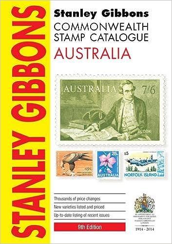 Commonwealth Stamp Catalogue: Australia (Commonwealth Comprehensive)