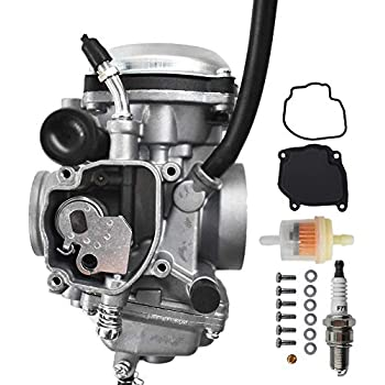 Caltric Carburetor Intake Manifold Boot for Yamaha Wolverine 350 Yfm350Fx 4X4 1996-2005