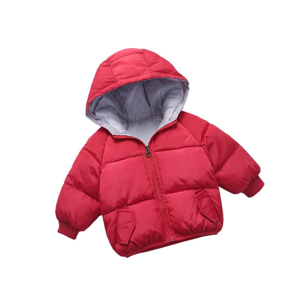 Mornyray Kind Junge Mädchen Gedruckt Baumwolle Jacke dick Gesteppte Jacke