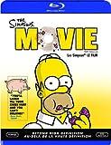 The Simpsons Movie [Blu-ray] (Version française)