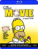 The Simpsons Movie [Blu-ray] (Version française)
