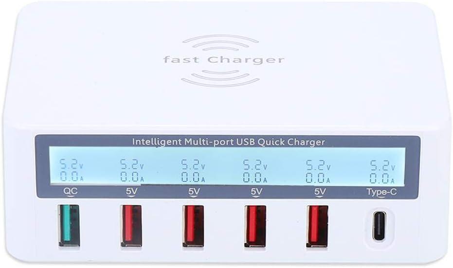Multi Port Usb Ladegerät Multi Usb Dockingstation Elektronik