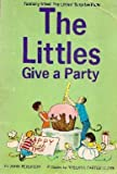 The Littles Give a Party, John Peterson, 0590320041