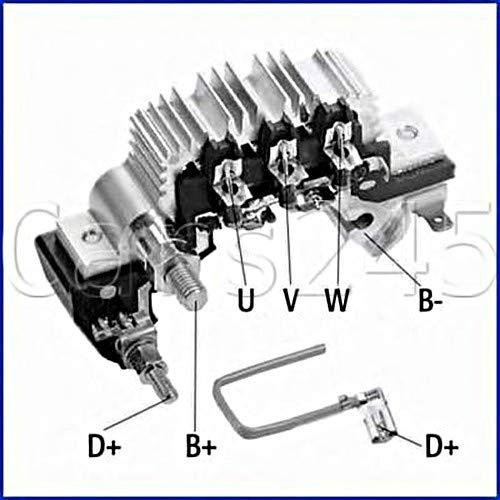 Magneti Marelli 940038293010 Rectifier, alternator: