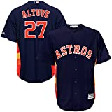 Jose Altuve Houston Astros Navy Youth Alternate Cool Base Replica Jersey (Youth Medium 10/12)