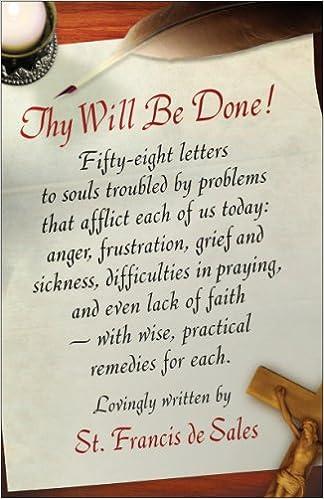 Letters of St. Francis de Sales